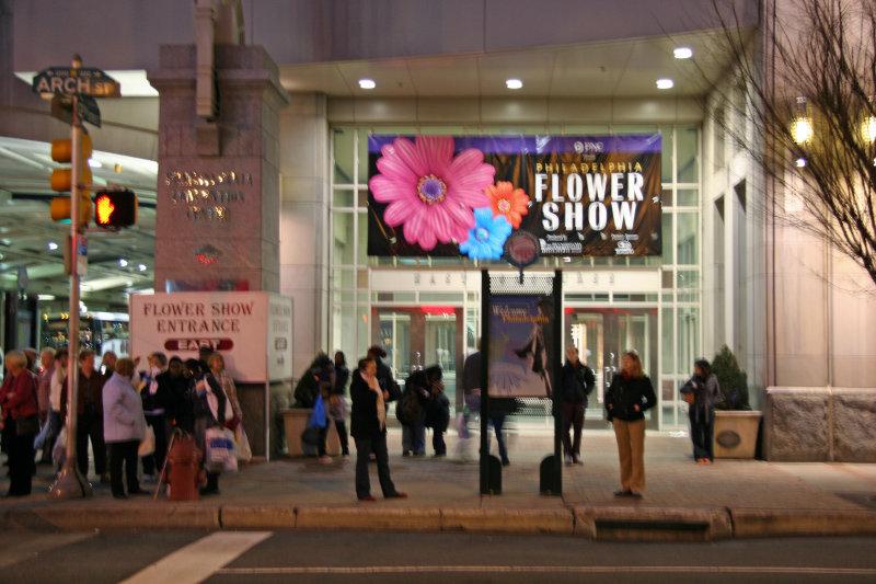 Flower Show - Street Access