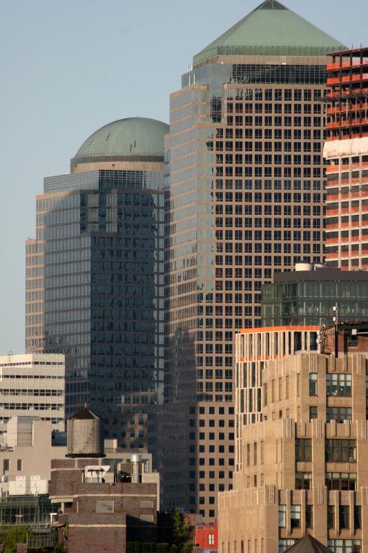 Downtown Manhattan Financial Center