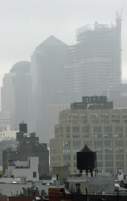 More Rain - Downtown Manhattan