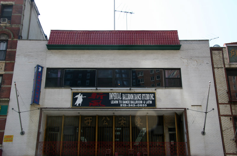 Chinatown Ballroom Dancing Hall