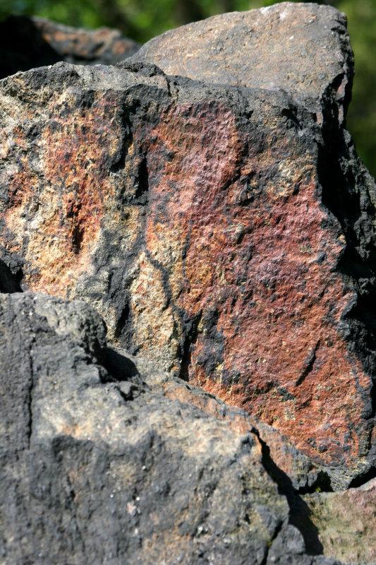 Rock Formation - Harlem Meer