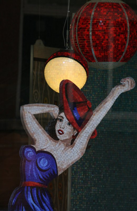 SICIS Ceramic Art in SOHO