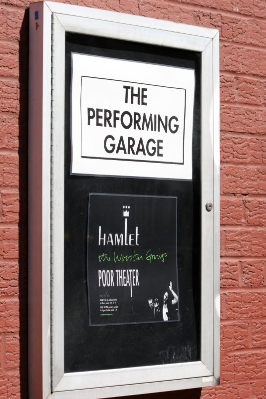 The Performing Garage