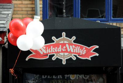 Wicked & Willys Mardi Gras Celebration