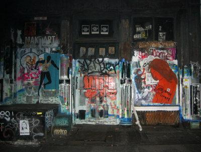 SOHO at Night