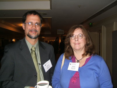 Barbara and Dr.JonathonTrent