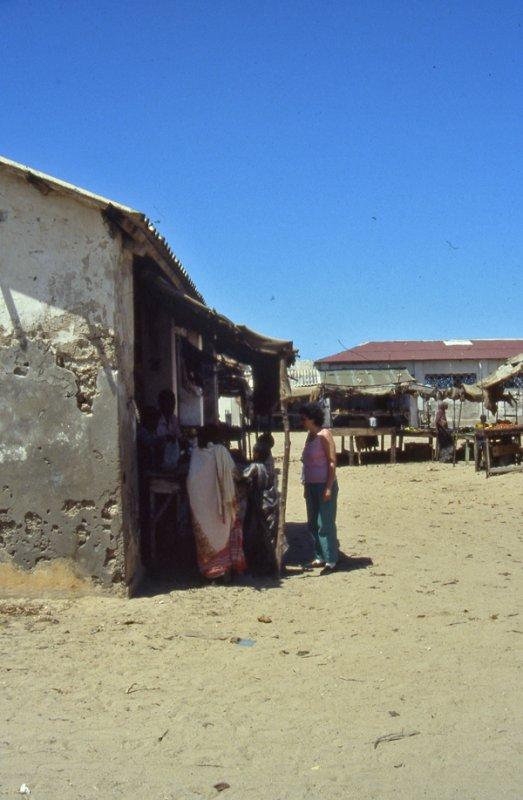 Somalia-Kenya border