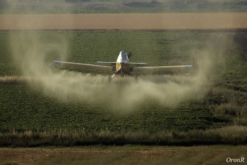 Air(plane) Spray