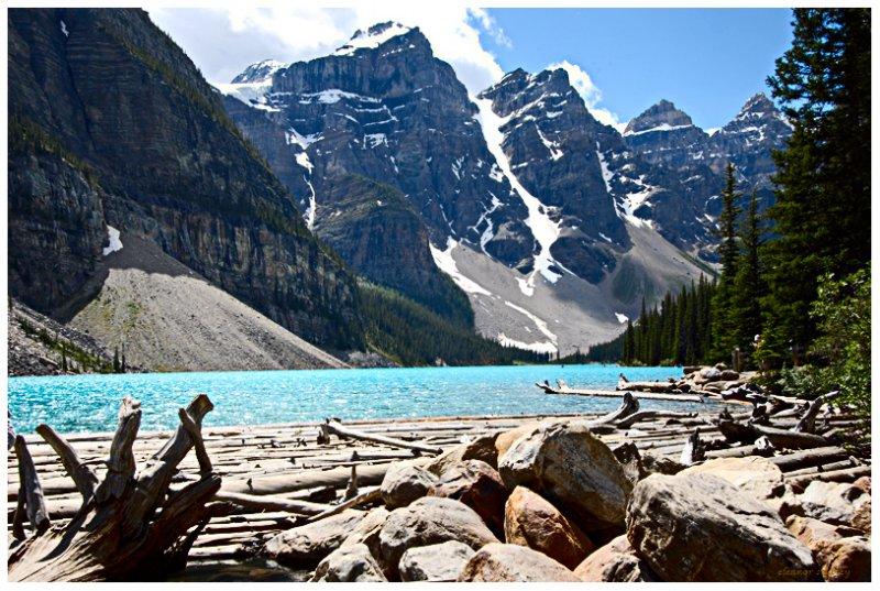 Lac Moraigne, Alberta