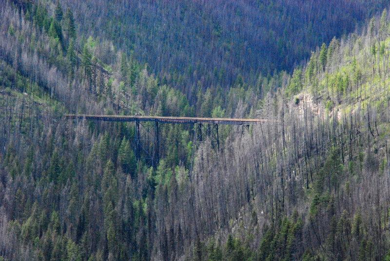 Myra Canyon Trestles Hike
