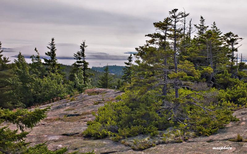 Maine Mountaintop