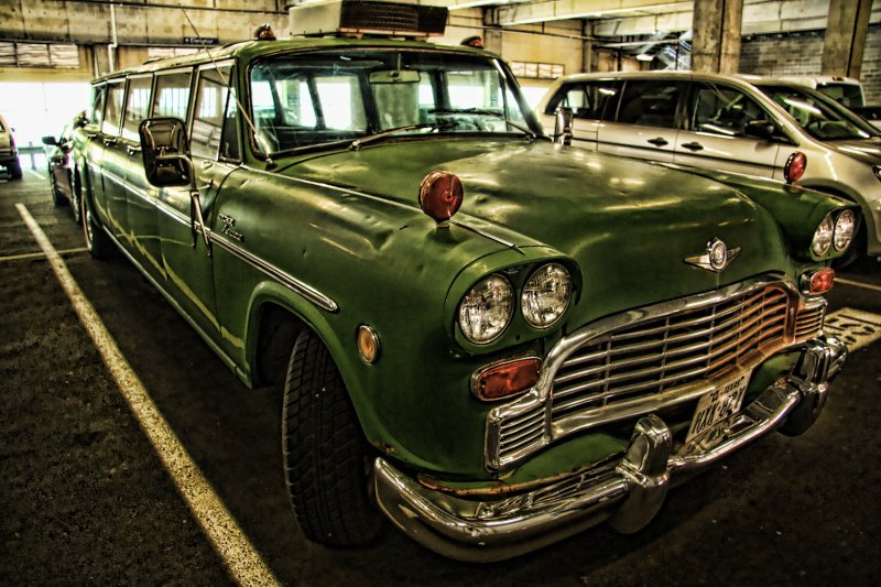 OLD CAB LIMO