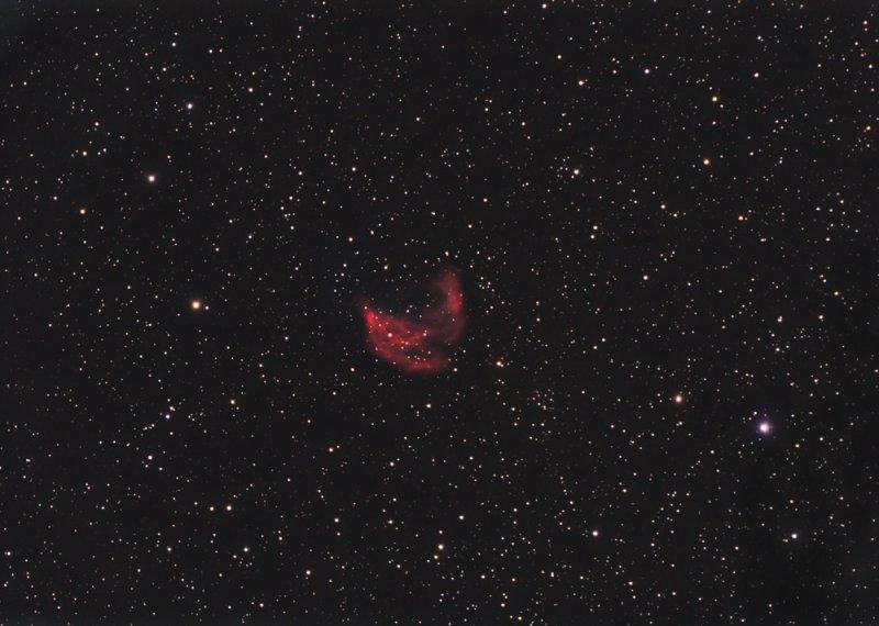 The Medusa Nebula - Abell21, PK205+14.1, PN G205.1+14.2, SH2_274, YM29 (Johnson), ARO388