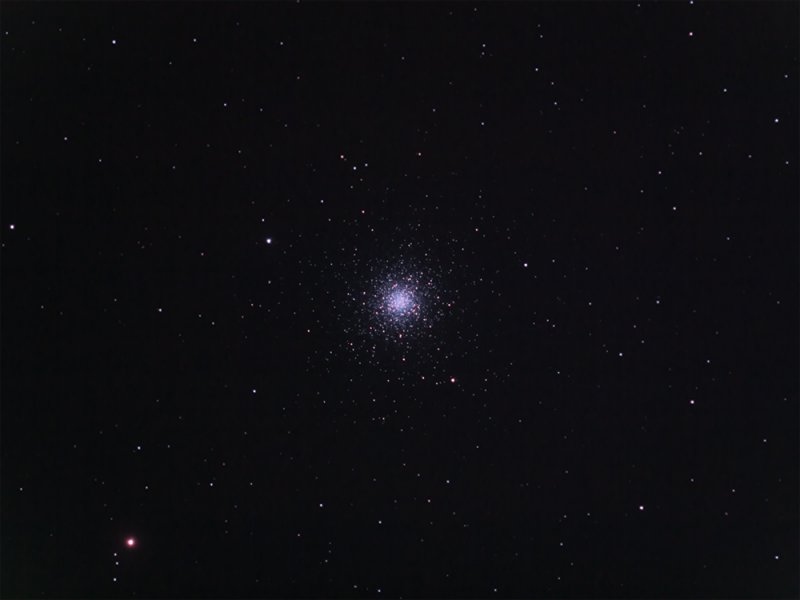 M3, NGC 5272 in Canes Venatici