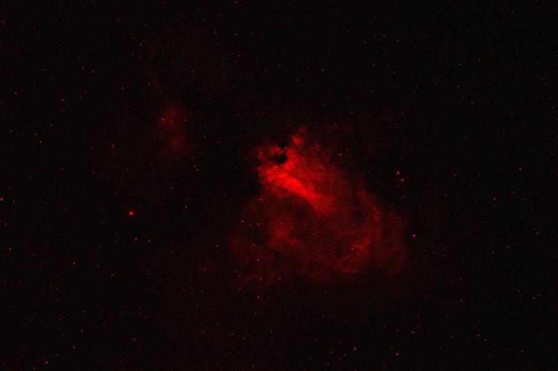 Ha - True Red: M17