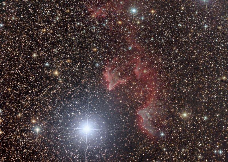 IC 59 (Sh2-185) and IC 63