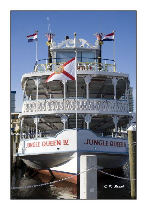 Jungle Queen River Boat - 3218