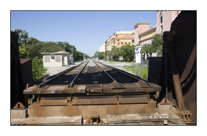 Railroad Bridge - 3416