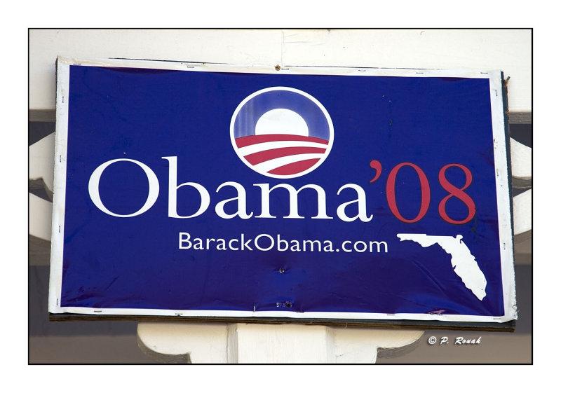Key West - Obama08 - 3650