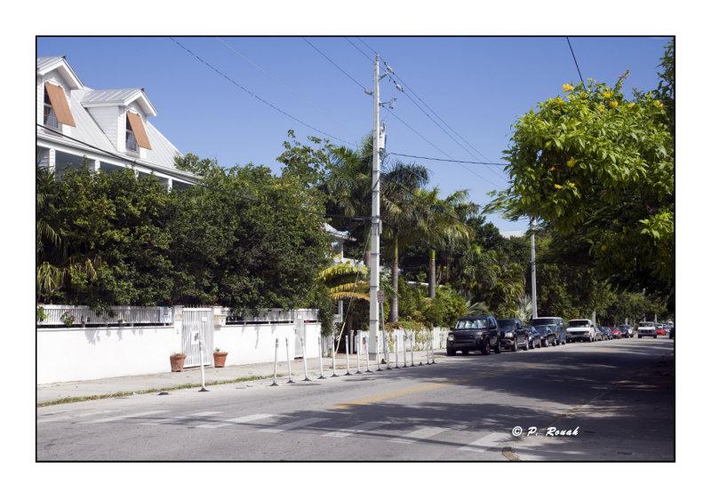 Key West Street - 3653