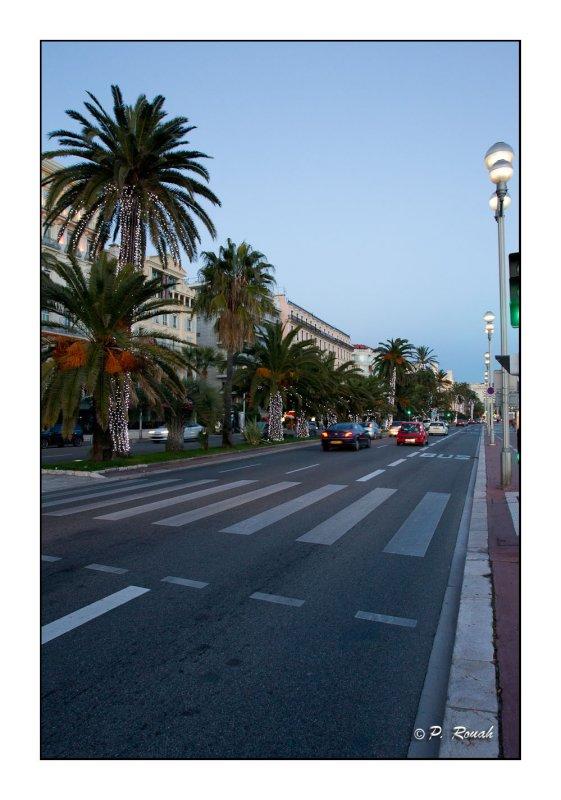Promenade des Anglais - Nice - 2794