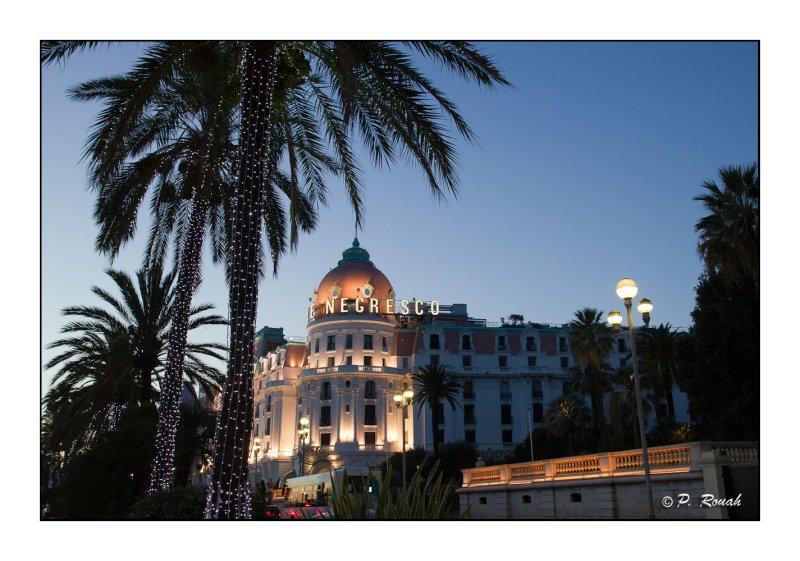 Hotel Le Negresco - Nice - 2813