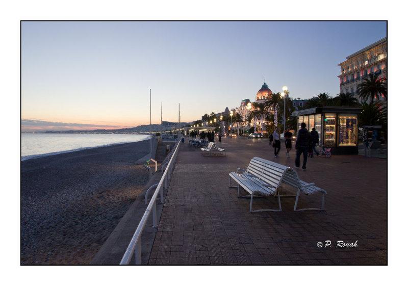 Promenade des Anglais à Nice - 2818
