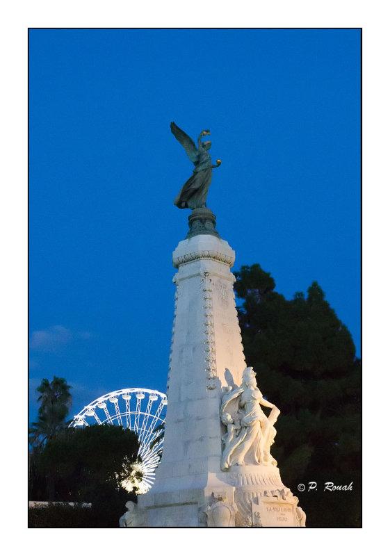 Jardin Albert 1er - Nice - 2860