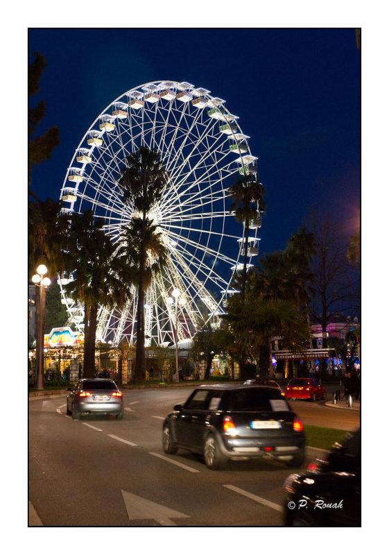Grande Roue à Nice - 2890