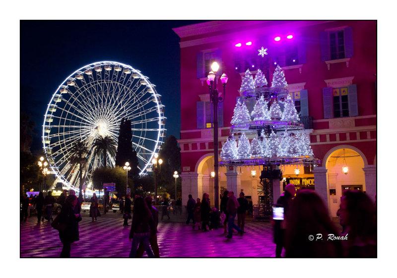 Place Masséna à Nice - 2943
