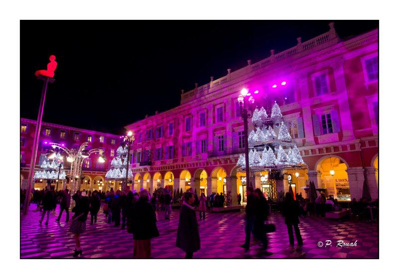 Place Masséna à Nice - 2946