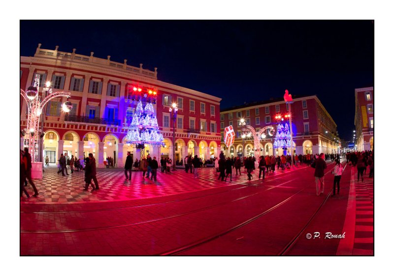 Place Masséna à Nice - 2955