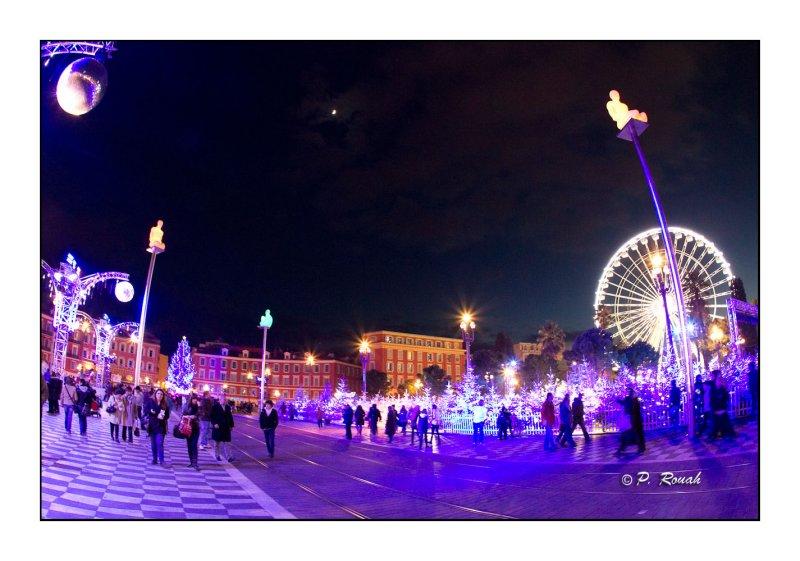 Place Masséna à Nice - 2963