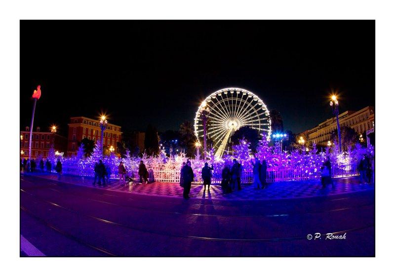 Place Masséna à Nice - 2964