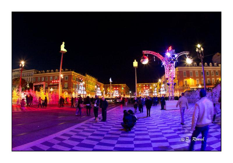 Place Masséna à Nice - 2969