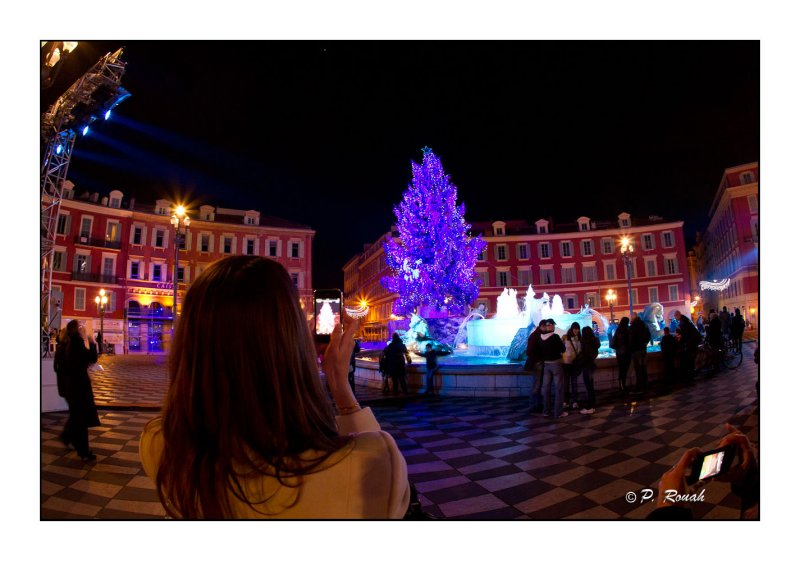 Fontaine Masséna - Nice - 2986