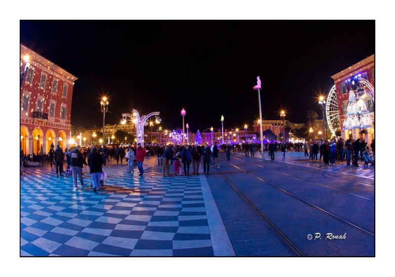 Place Masséna - Nice - 3004