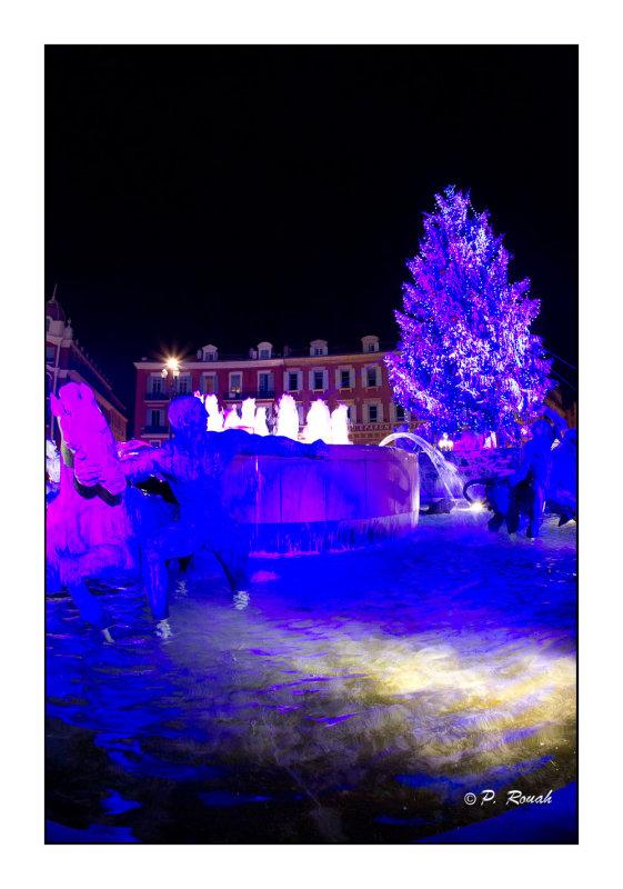 Fontaine Masséna - Nice - 3048