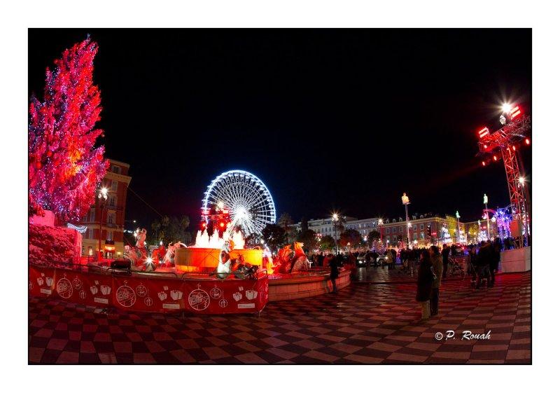 Place Masséna - Nice - 3063