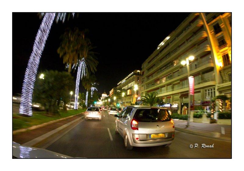 Promenade des Anglais - Nice - 3105