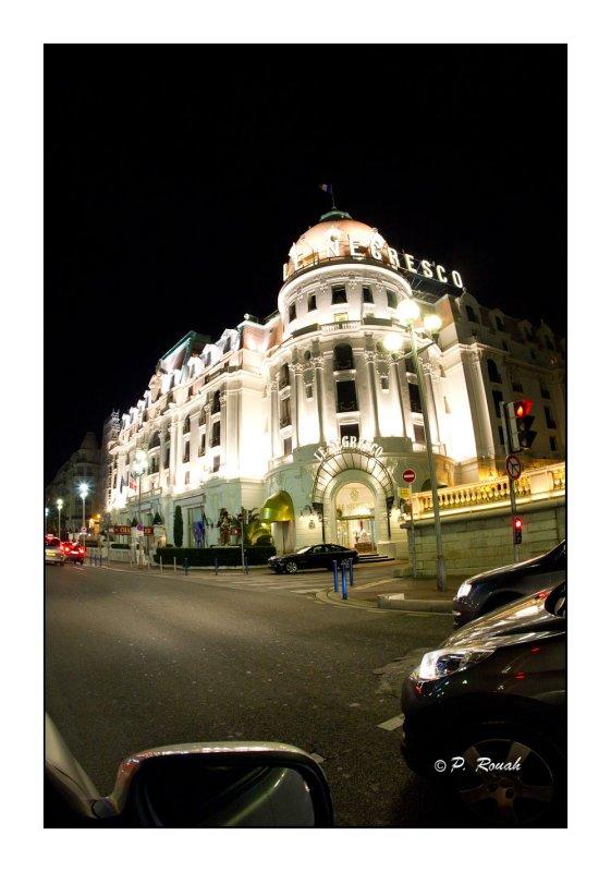 LHotel Le Négresco à Nice - 3125