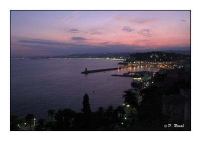 Nice by Night in August - 0793