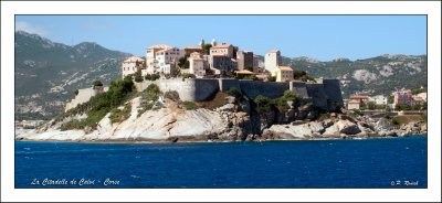 Citadelle de Calvi - Corse - Ile de Beauté - 2996