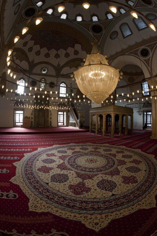 Konya At or near Mevlana Museum 2010 2554.jpg