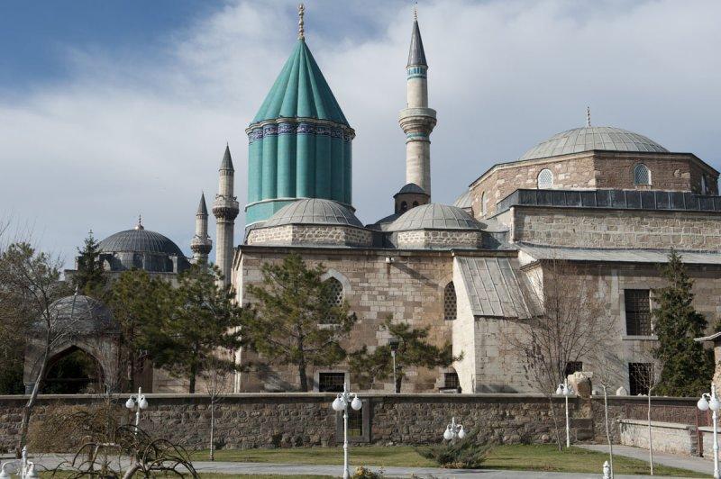 Konya At or near Mevlana Museum 2010 2573.jpg