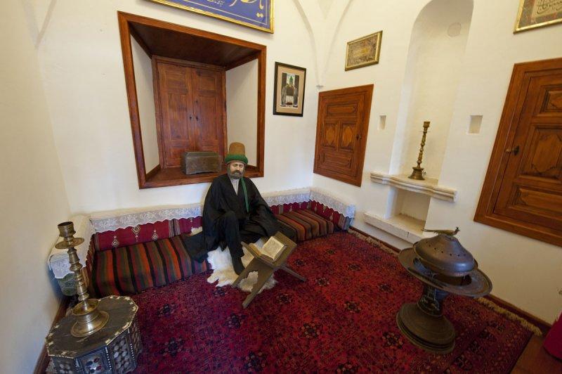 Konya At or near Mevlana Museum 2010 2590.jpg