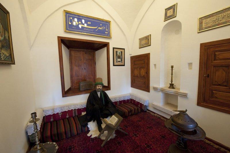 Konya At or near Mevlana Museum 2010 2591.jpg