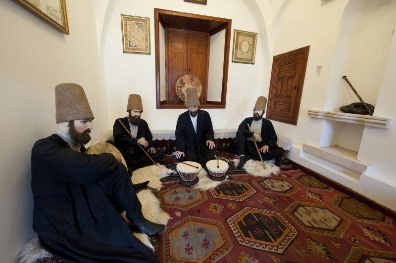 Konya At or near Mevlana Museum 2010 2595.jpg