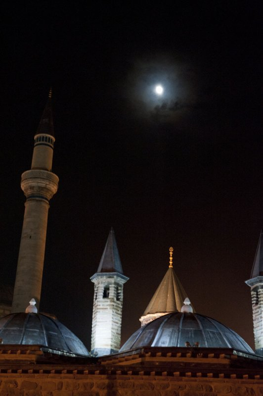 Konya At or near Mevlana Museum 2010 2954.jpg