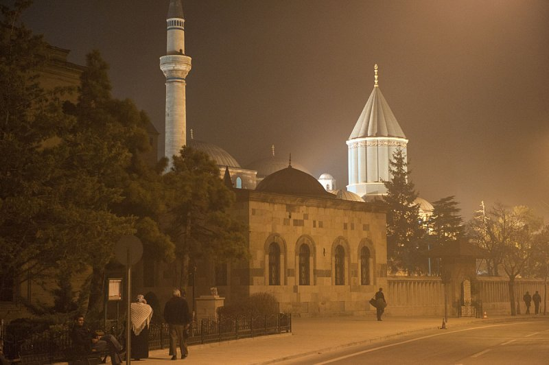 Konya At or near Mevlana Museum 2010 2967.jpg